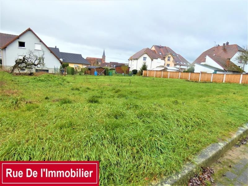 Vente terrain Monswiller 129 000€ - Photo 1