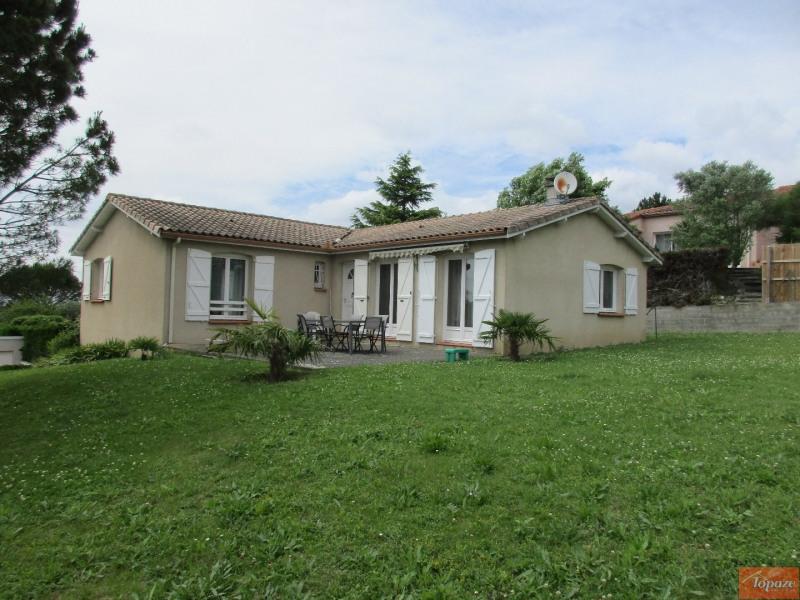 Vente maison / villa Rebigue 336000€ - Photo 1