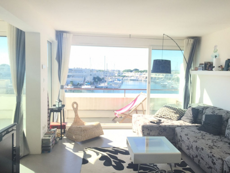 Sale apartment Port camargue 548 000€ - Picture 2
