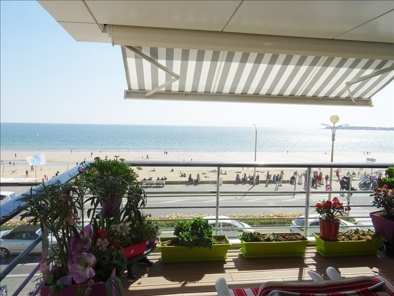 Vente de prestige appartement La baule escoublac 560 000€ - Photo 1
