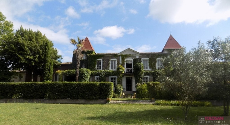 Vente de prestige château Carcassonne 1 035 000€ - Photo 1