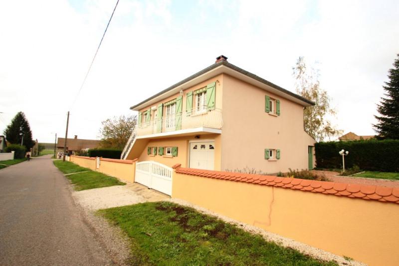 Vente maison / villa Damerey 163000€ - Photo 1