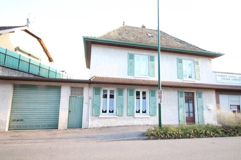 Produit d'investissement maison / villa Les avenieres 161000€ - Photo 2