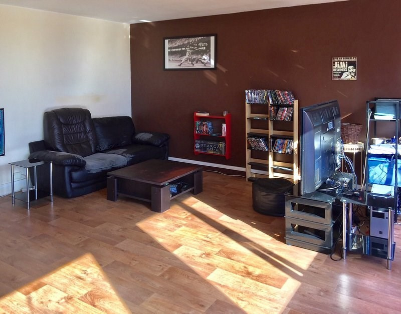 Sale apartment Herouville st clair 69 500€ - Picture 3