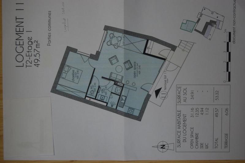 Sale apartment La rochelle 312936€ - Picture 2
