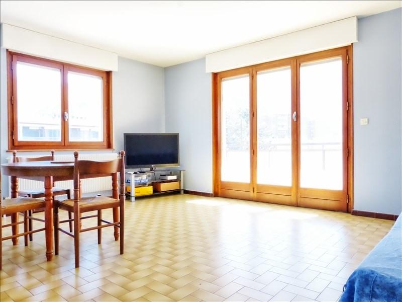 Vente appartement Cluses 123000€ - Photo 1
