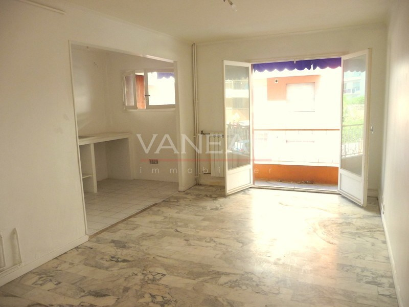 Vente de prestige appartement Juan-les-pins 125 000€ - Photo 1