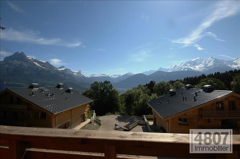 Vente de prestige appartement Combloux 738300€ - Photo 4