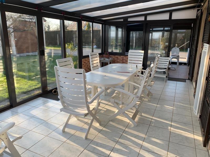 Sale house / villa Tourny 263000€ - Picture 4