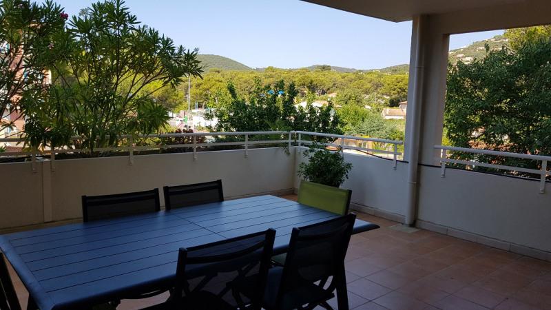 Location vacances appartement Cavalaire sur mer 650€ - Photo 18