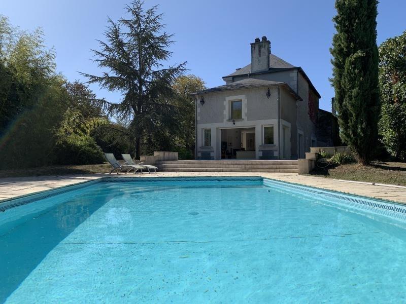 Deluxe sale house / villa Poitiers 695000€ - Picture 1