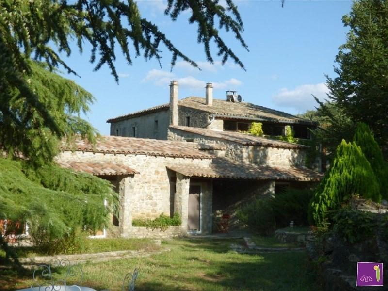 Vente de prestige maison / villa Barjac 690000€ - Photo 14