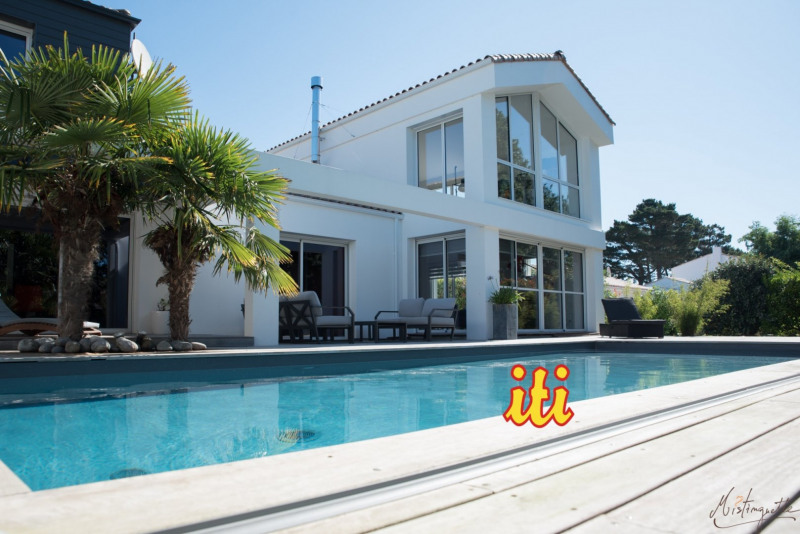 Vente de prestige maison / villa Talmont st hilaire 675000€ - Photo 1