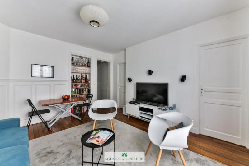Vente appartement Paris 17ème 590000€ - Photo 1
