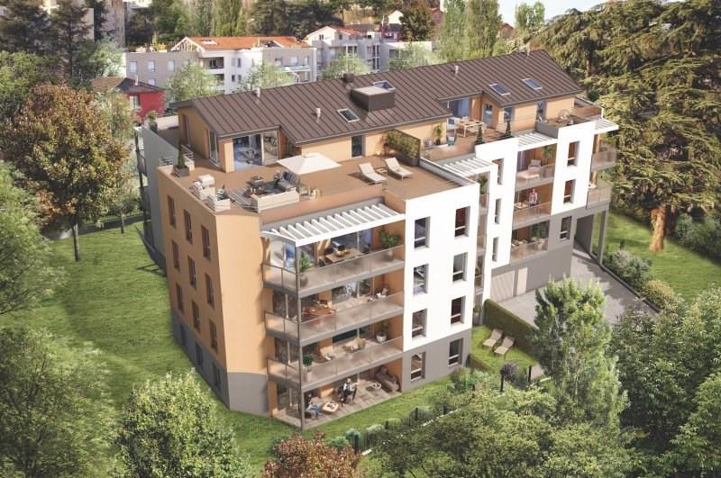 Appartement 3 pièces avec terrasse et parking - 66 m² - 6935