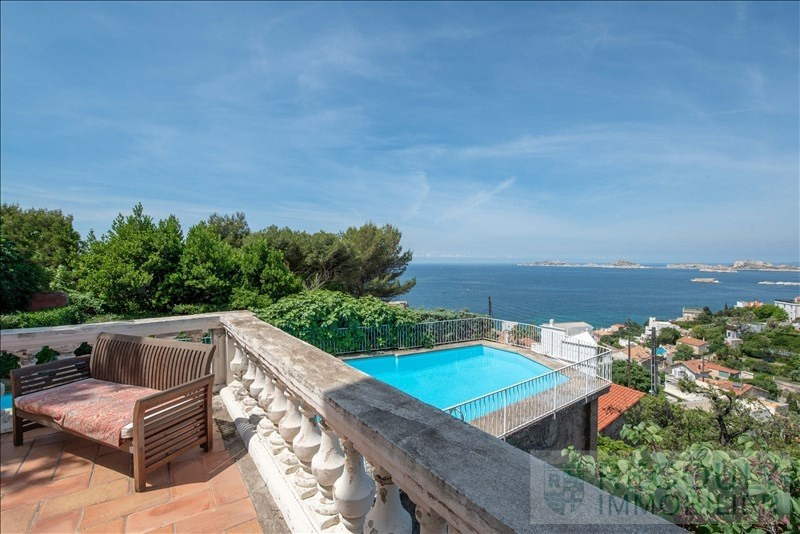 Vente de prestige maison / villa Marseille 7ème 3300000€ - Photo 2
