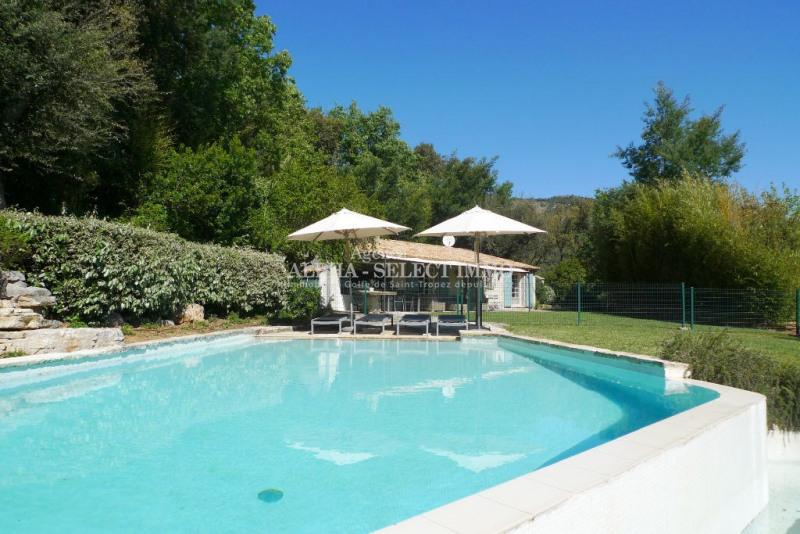 Vente de prestige maison / villa Grimaud 980000€ - Photo 2