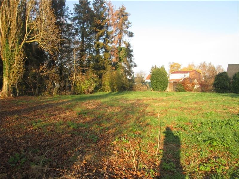 Vente terrain Gonnehem 77 000€ - Photo 1