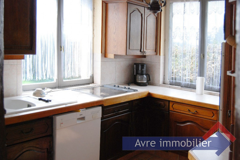Vente maison / villa Verneuil d'avre et d'iton 209500€ - Photo 5