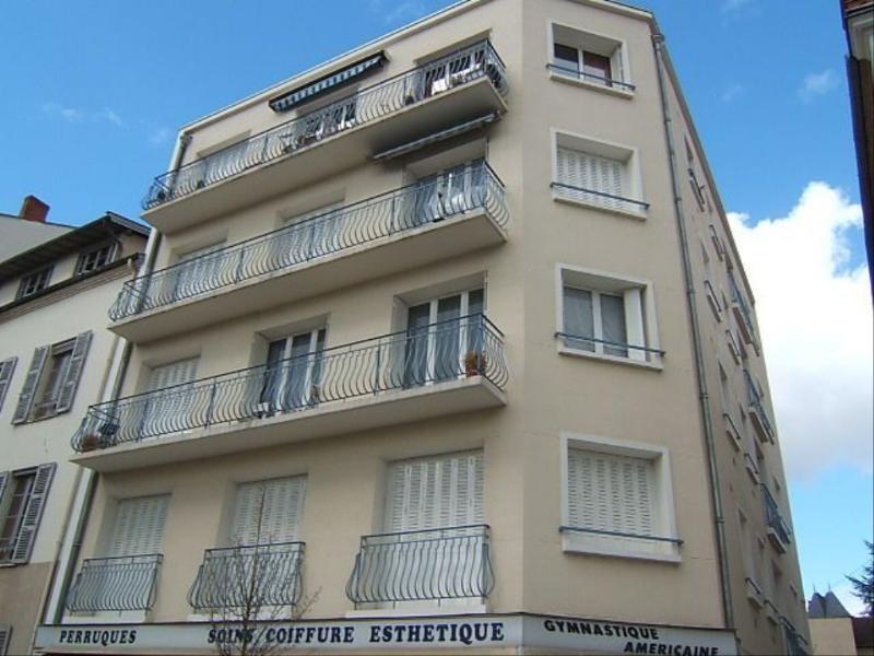 Verhuren  appartement Vichy 470€ CC - Foto 1