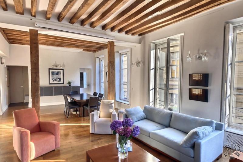 Deluxe sale apartment Paris 6ème 3100000€ - Picture 1