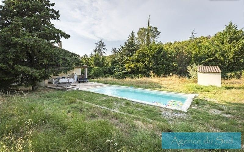 Vente maison / villa Mimet 480000€ - Photo 1