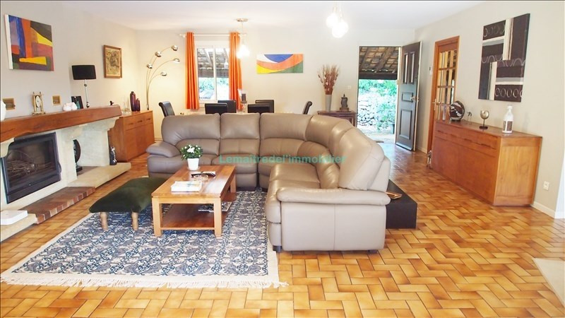 Vente maison / villa Saint cezaire sur siagne 537000€ - Photo 7