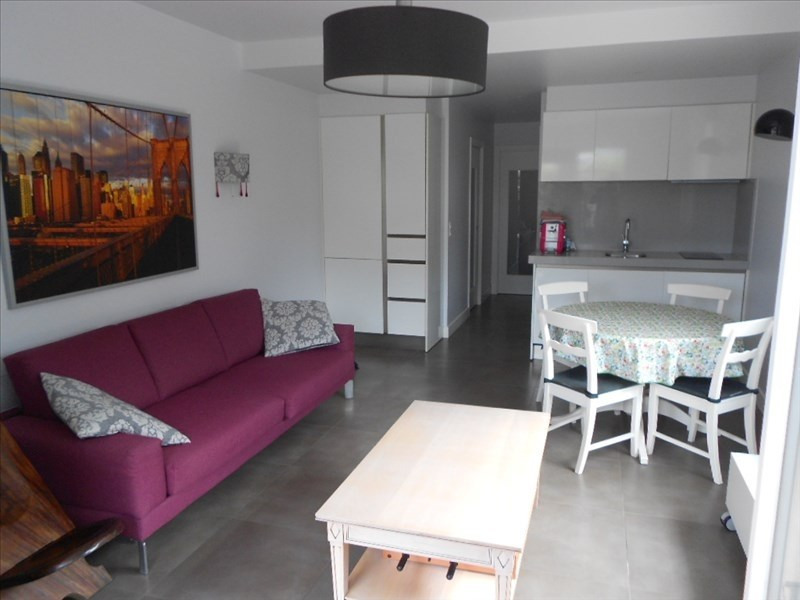 Rental apartment Hendaye 630€ CC - Picture 1