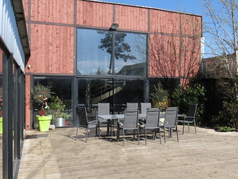 Deluxe sale loft/workshop/open plan La riche 624900€ - Picture 2