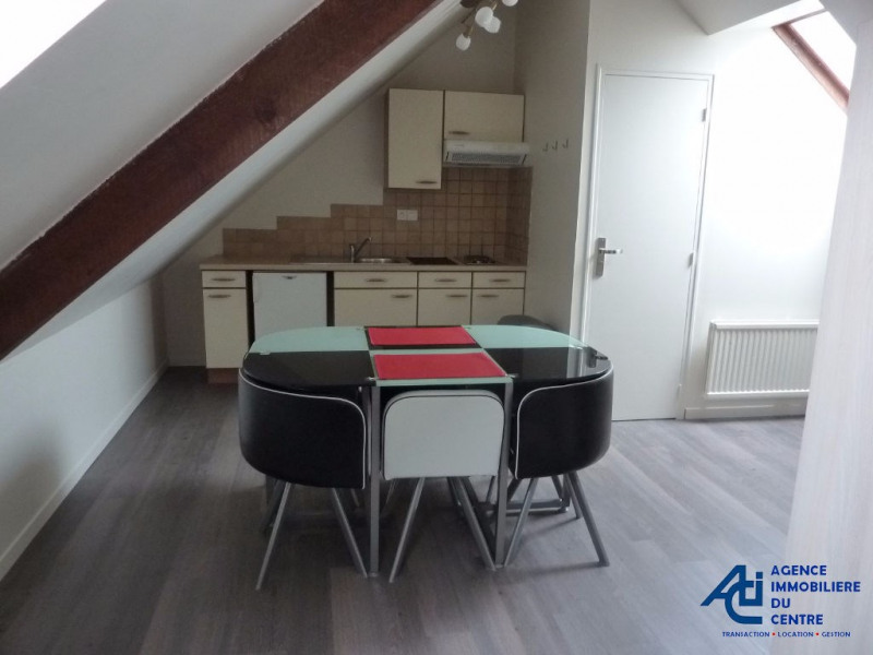 Rental apartment Pontivy 308€ CC - Picture 1