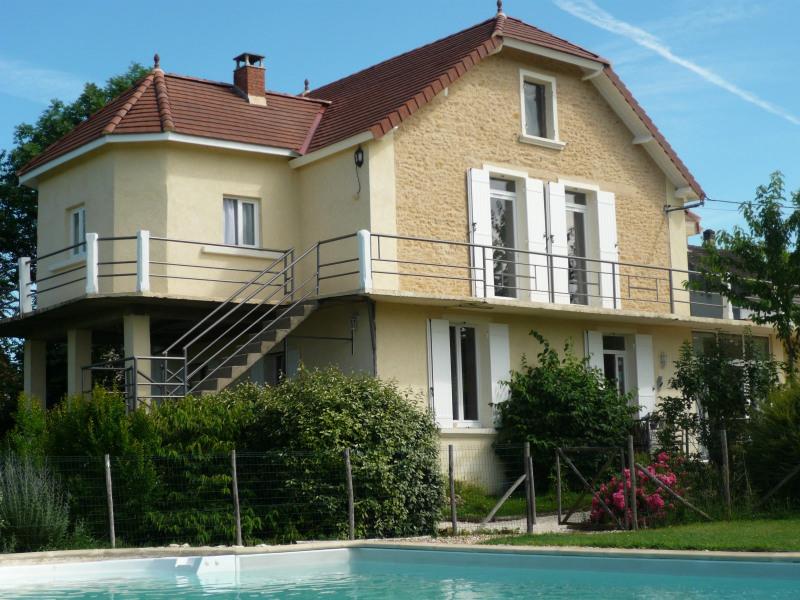 Vente maison / villa Le buisson-de-cadouin 295000€ - Photo 2