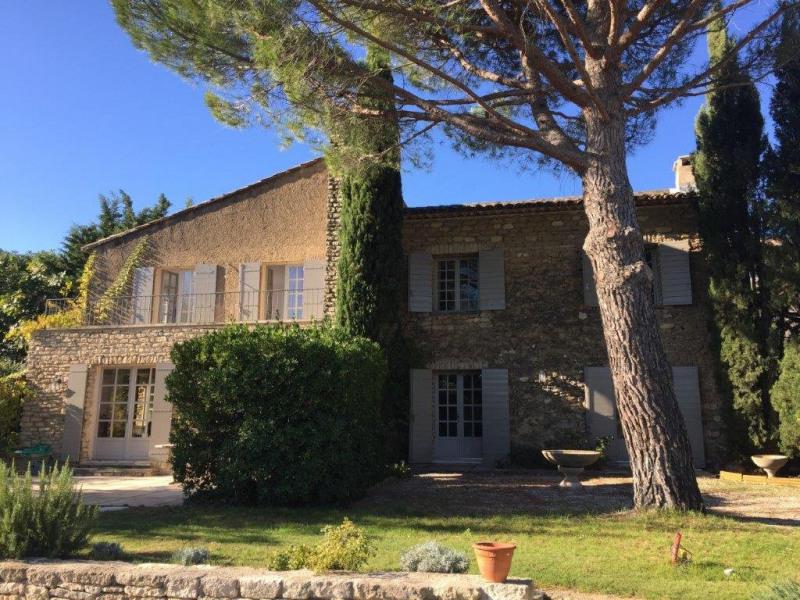 Vente de prestige maison / villa Maubec 750000€ - Photo 1