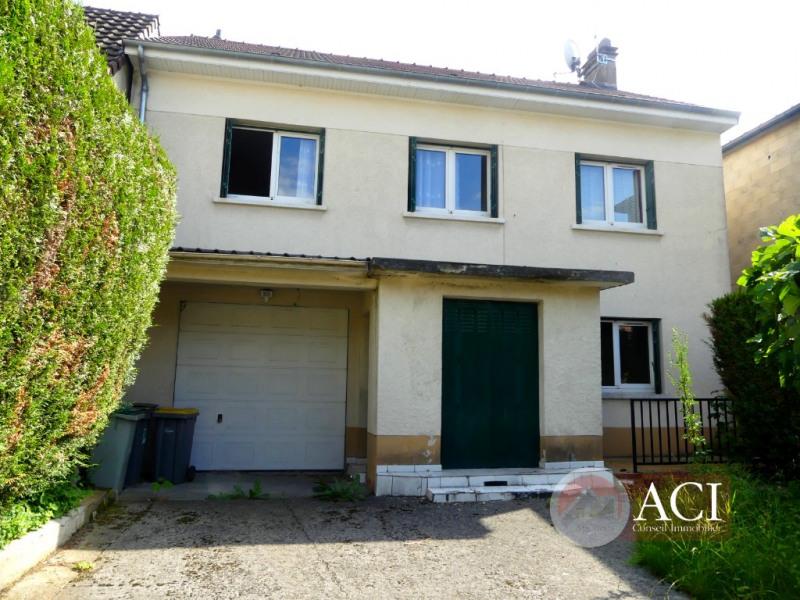 Vente maison / villa Saint brice sous foret 420000€ - Photo 1
