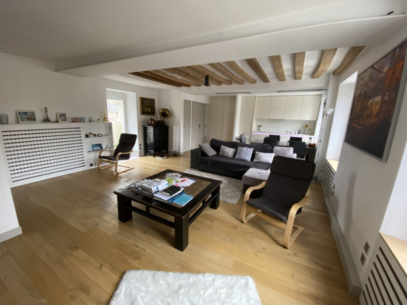 Deluxe sale apartment Orgeval 575000€ - Picture 2