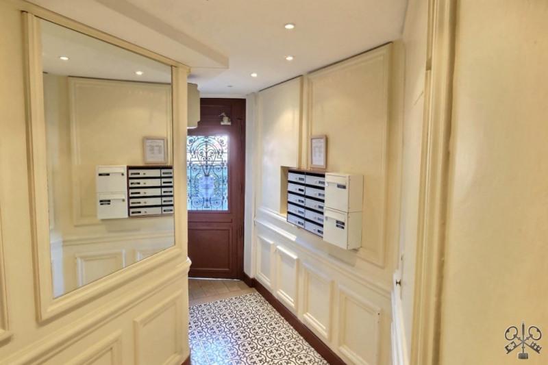 Sale apartment Neuilly sur seine 869000€ - Picture 1