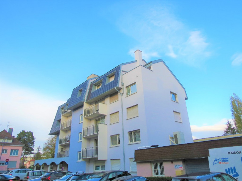 Sale apartment Mulhouse 98 000€ - Picture 1