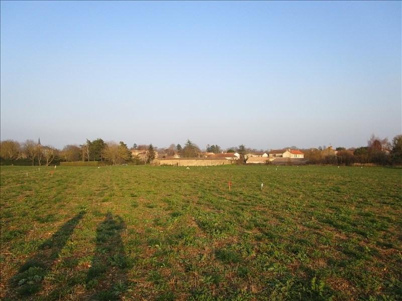 Vente terrain Cherveux 40350€ - Photo 1