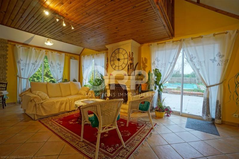 Sale house / villa Les andelys 310000€ - Picture 7