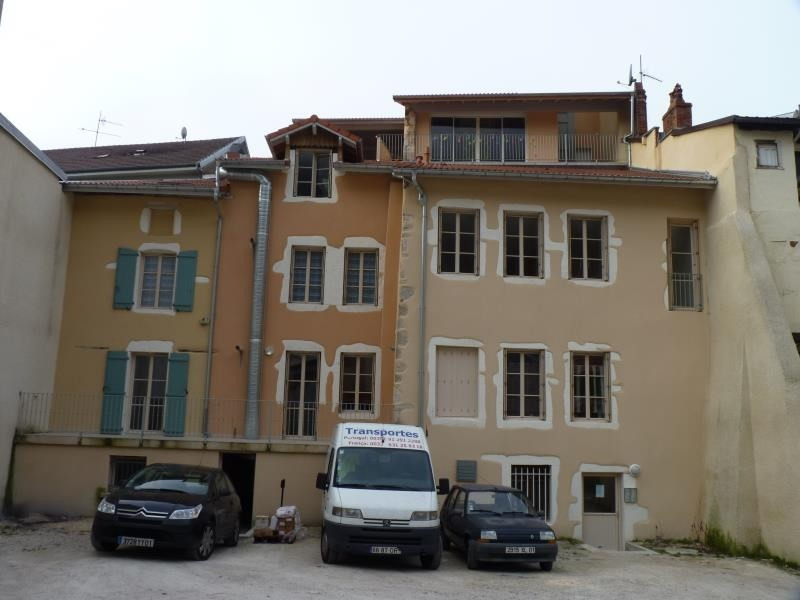 Vente appartement Nantua 66000€ - Photo 2