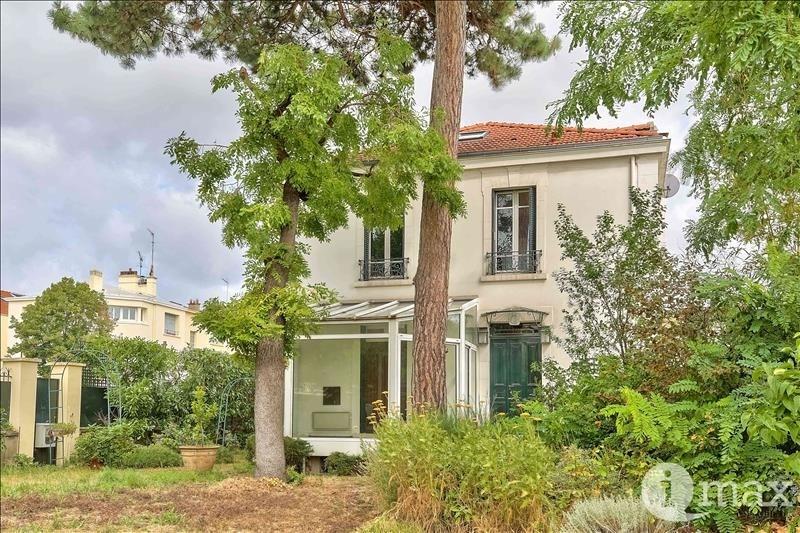 Vente de prestige maison / villa Asnieres sur seine 1350000€ - Photo 1
