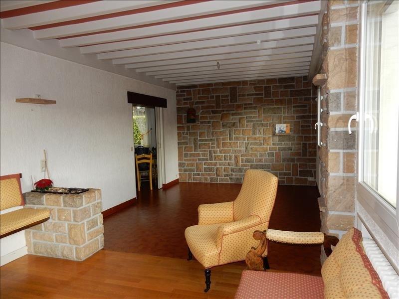 Venta  casa St cyr sur le rhone 317000€ - Fotografía 3
