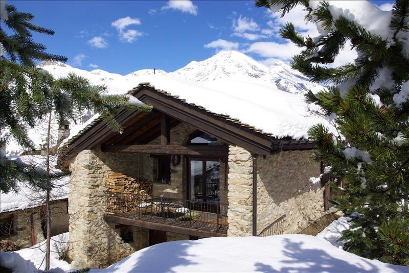 Vente de prestige maison / villa Tignes 1800000€ - Photo 2