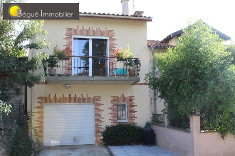 Sale house / villa Menville 217 350€ - Picture 1