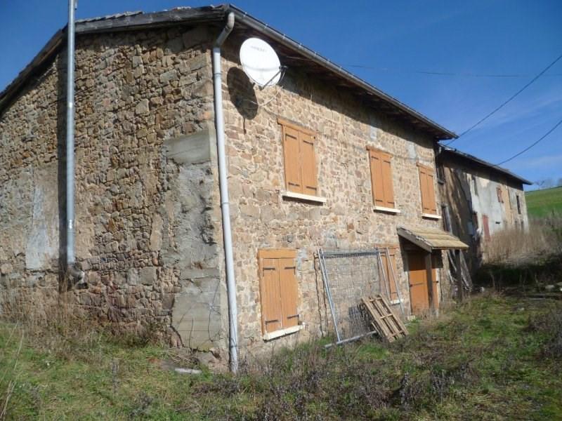 Vente maison / villa St laurent de chamousset 110000€ - Photo 1