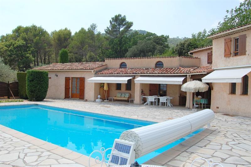 Deluxe sale house / villa Seillans 1060000€ - Picture 2