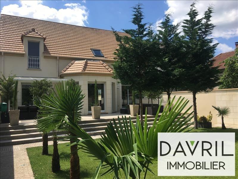 Sale house / villa Conflans ste honorine 650000€ - Picture 1