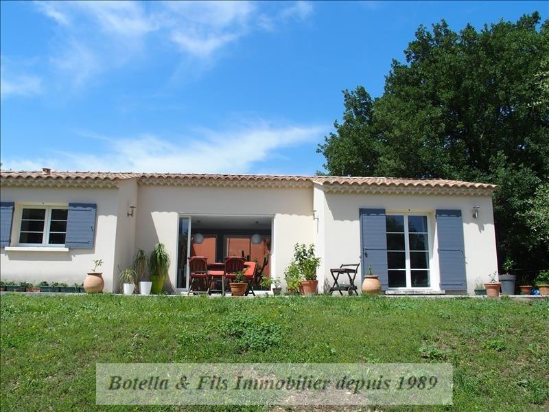 Venta  casa Laudun 425000€ - Fotografía 10