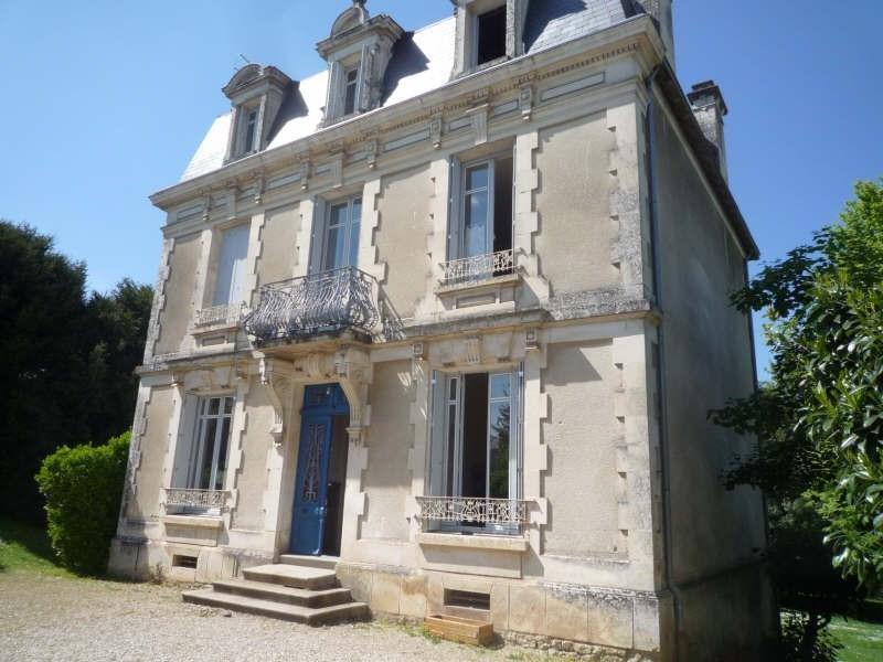 Location maison / villa St maixent l ecole 960€ CC - Photo 1