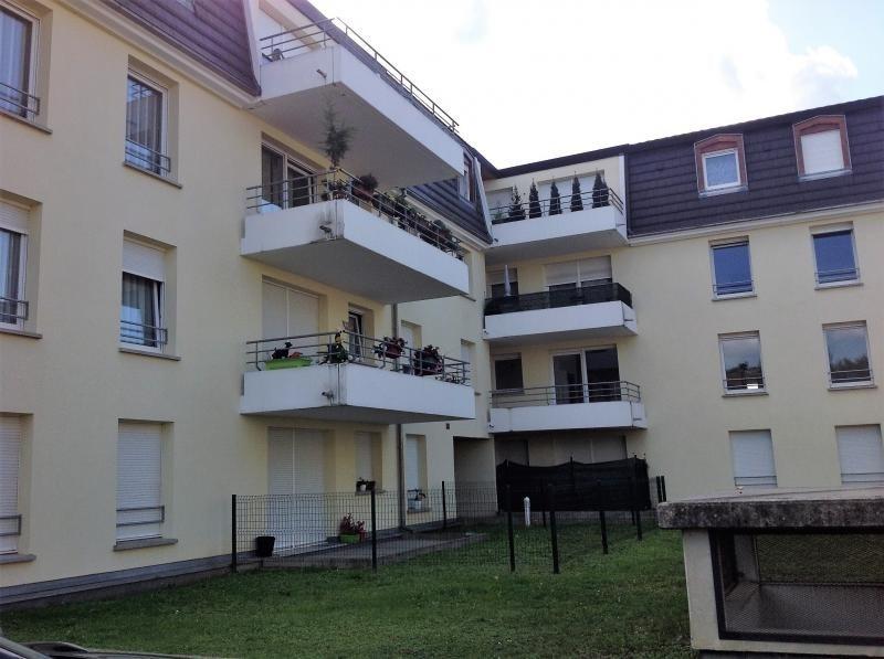 Venta  apartamento Saverne 229000€ - Fotografía 1