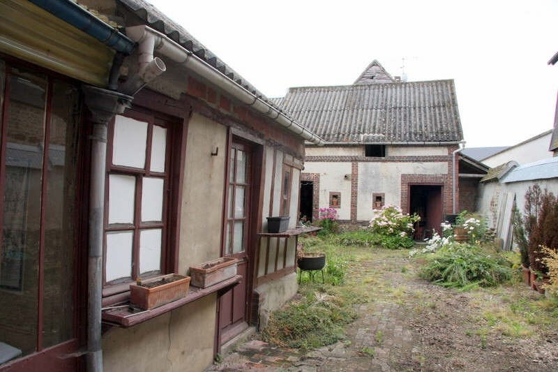 Vente maison / villa Conches en ouche 71 000€ - Photo 3